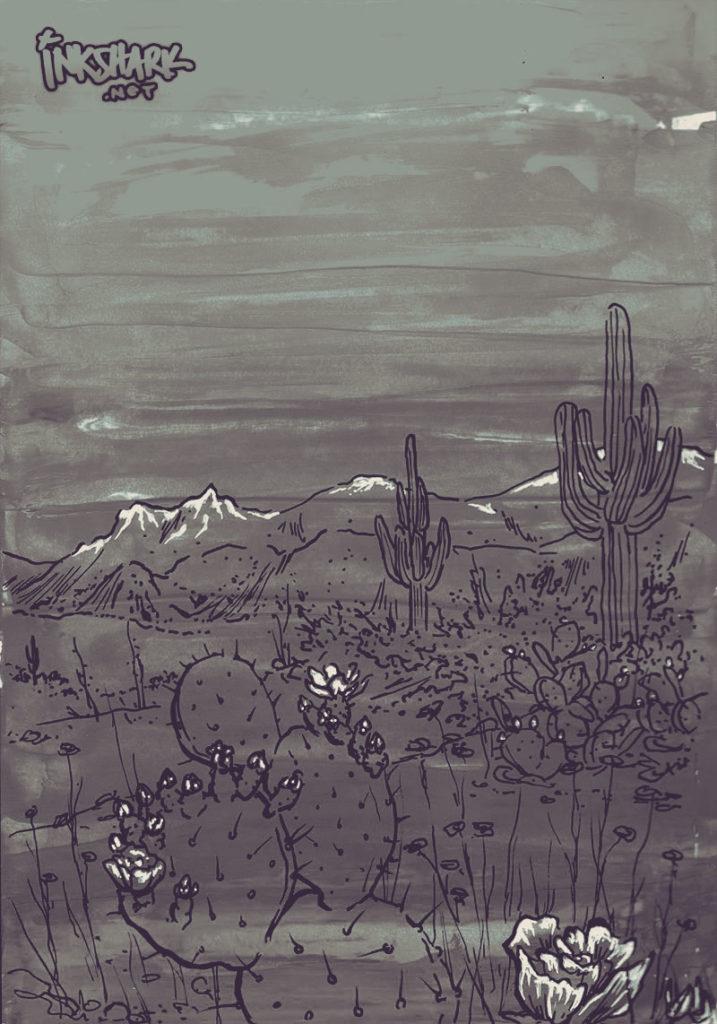 Cactuscape